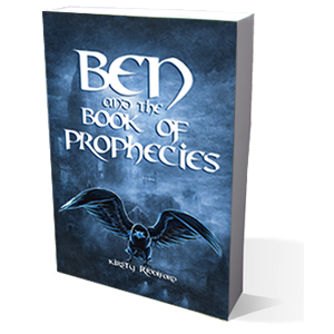 Ben and the Book of Prophecies by Kirsty Riddiford