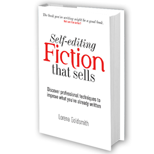Self-editing Fiction that Sells